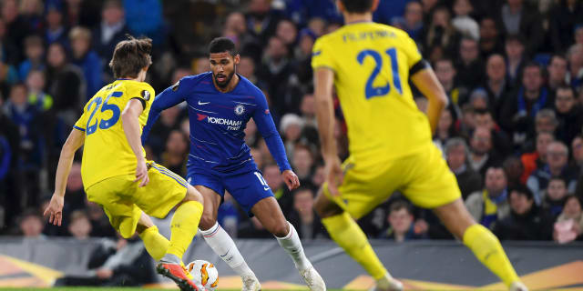 The Data Day: Influential Ruben | Official Site | Chelsea Football Club