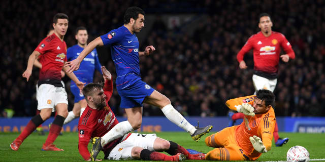 Pedro ponders a difficult night and the next steps | Official Site | Chelsea Football Club