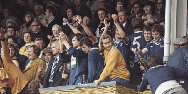 Remember When... Wolves, May 1977 | Official Site | Chelsea ...