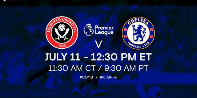 Watch Chelsea FC in the U.S.