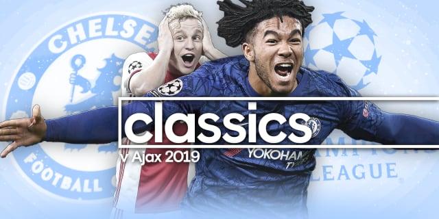 Chelsea 4-4 Ajax | UEFA Champions League, 2019/20 ...
