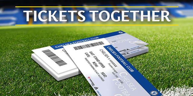Chelsea football game tickets
