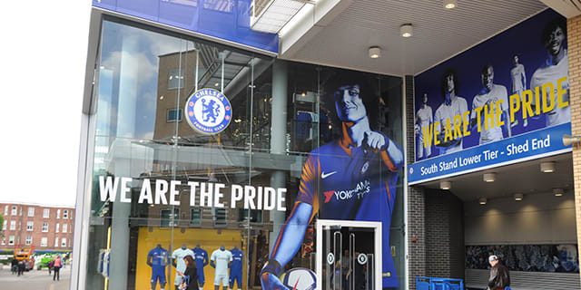 Brand new Megastore opens its doors | Official Site | Chelsea