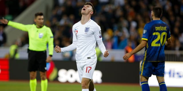 Mason Mount describes England goal as brilliant moment | Official Site - Chelsea FC
