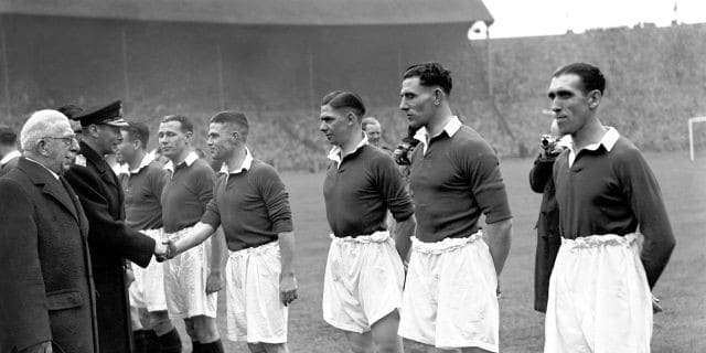 1944 and 1945 Football League South Cup finals | Official Site ...