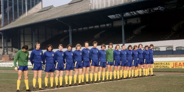 chelsea 1970 Best football most iconic jersey kits shirts top 20