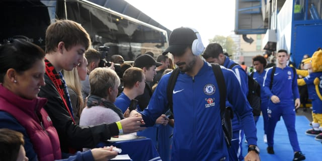 Lifting the Lid: Davide Zappacosta | Official Site | Chelsea Football Club
