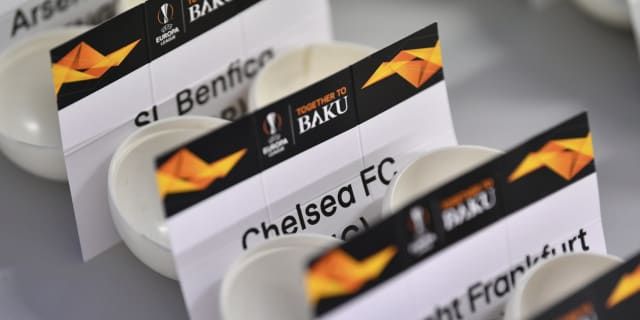 Chelsea Paired With Prague Side In Europa League Quarter Final Draw