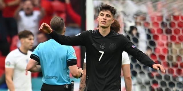 Eurocopa: tras la eliminación de Alemania, Havertz habló sobre lo que  hicieron mal en Wembley | Sitio Oficial | Chelsea Football Club