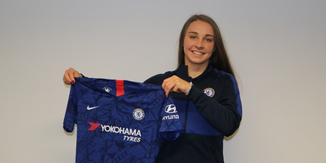 Chelsea FC Women recruit Niamh Charles | Official Site | Chelsea ...