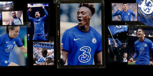 New Chelsea Kit The Blues Are Suited And Booted Chelsea Nike Kit Launch Official Site Chelsea Football Club