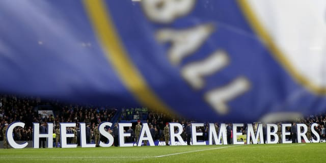 Remembrance at Chelsea   Official Site   Chelsea Football Club