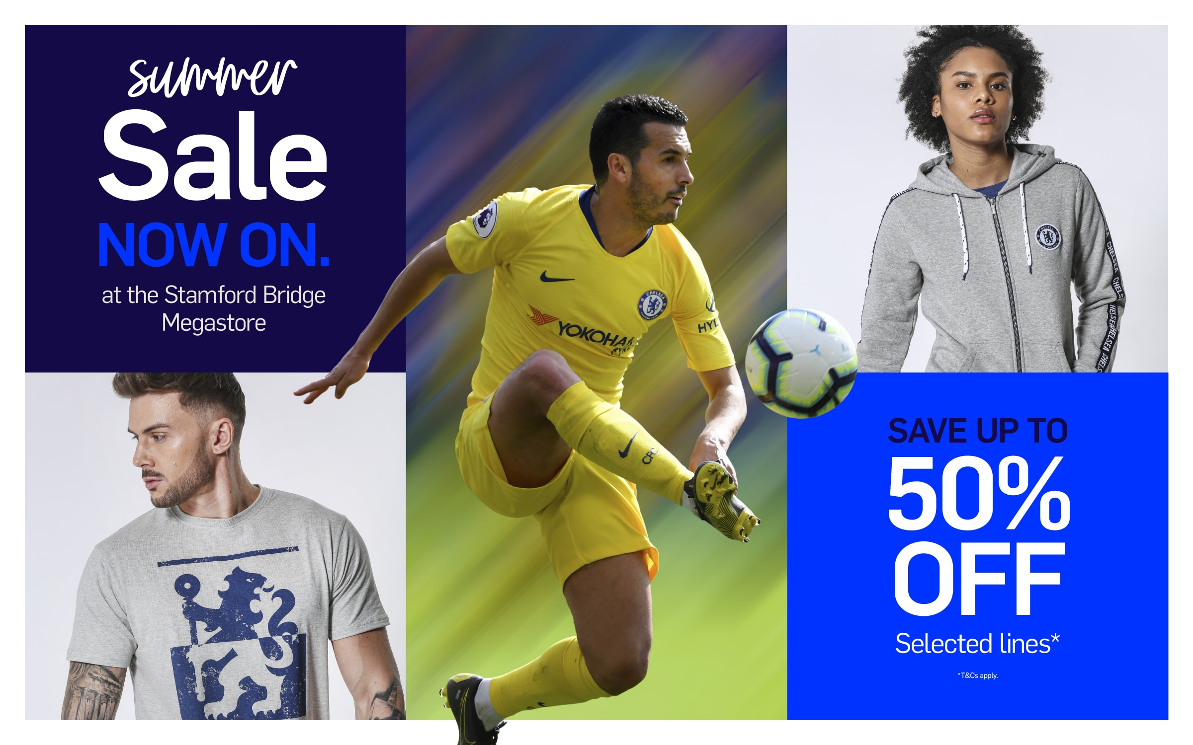 f7f612cc4c0 Stadium Megastore | Official Site | Chelsea Football Club