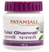 Patanjali Ayurveda Tulsi Ghanvati Pack of 2