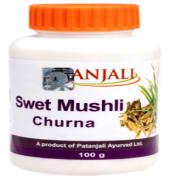 Patanjali Ayurveda Swet Mushli Churna