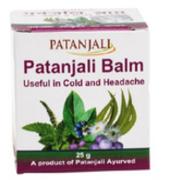 Patanjali Ayurveda Balm Pack of 3