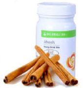 Herbalife Afresh Energy Drink Mix Powder Cinnamon