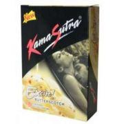 Kamasutra Excite Condom Butterscotch