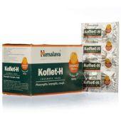 Himalaya Koflet -h Lozenges Orange