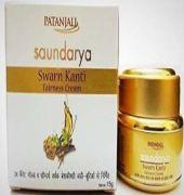 Patanjali Saundarya Swarn Kanti Cream