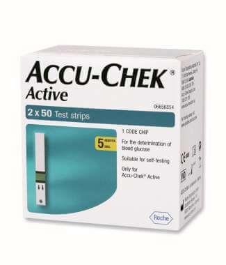 Accu-chek Active Strip