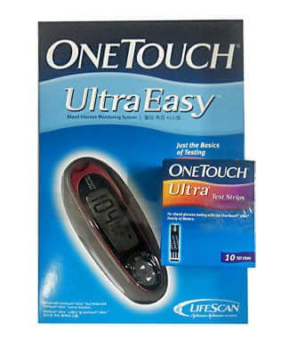 One Touch Ultra Easy Kit