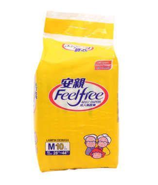 Feel Free Adult Diaper (medium)