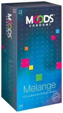 Moods Melange Condom