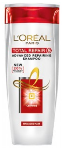 L'oreal Paris Total Repair 5 Shampoo 75 Ml