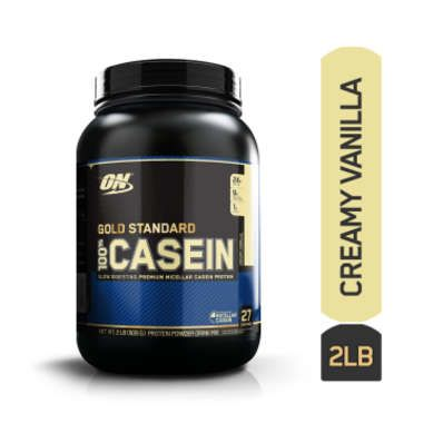 Optimum Nutrition (on) Gold Standard 100% Casein Creamy Vanilla