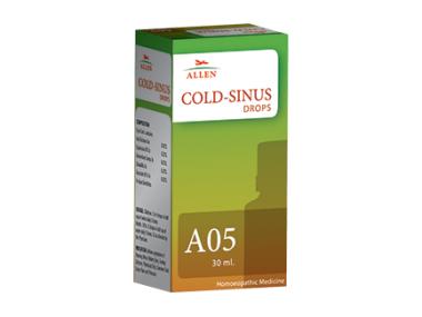 A05 Cold - Sinus Drop
