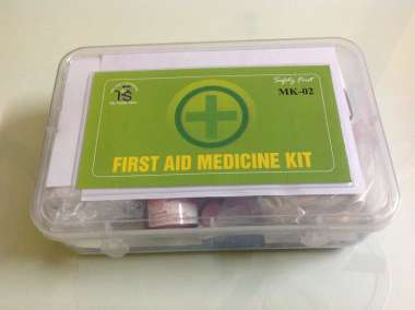 Tfs First Aid Medicine Kit Mk-02