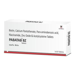 Pabatab BZ Tablet