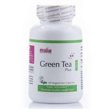 158green Tea Plus 500mg Capsule