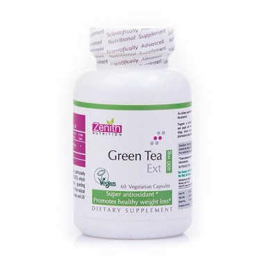 158green Tea Extract 400mg Capsule