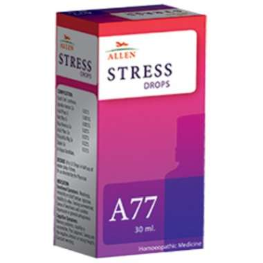 A77 Stress Drop