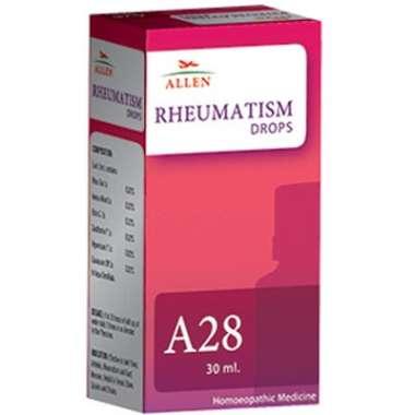 A28 Rheumatism Drop