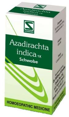 Azadirachta Indica 1x Tablet