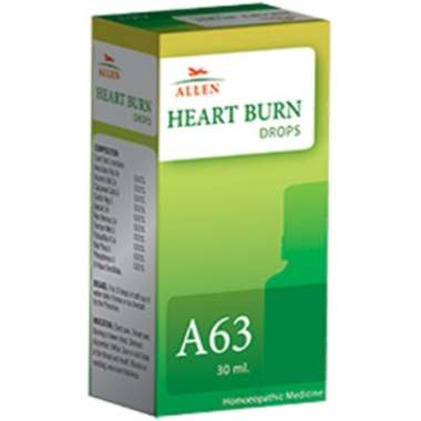 A63 Heart Burn Drop