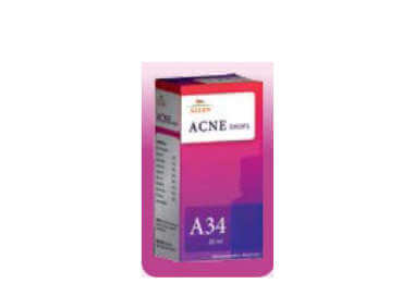A34 Acne Drop