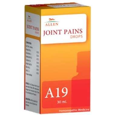 A19 Joints Pains Drop