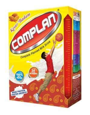 Complan Refill Kesar Badam
