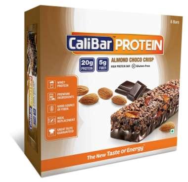Calibar Protein Bar Almond Choco Crisp