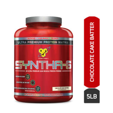 Bsn Syntha-6 Powder Chocolate Cake Batter