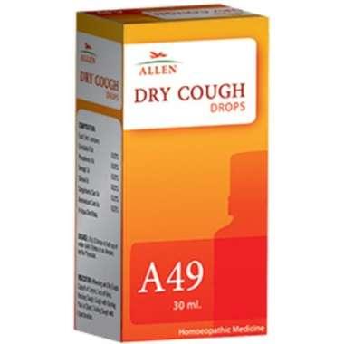 A49 Dry Cough Drop