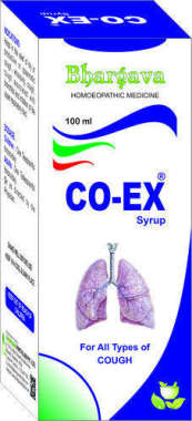 Co-ex Syrup