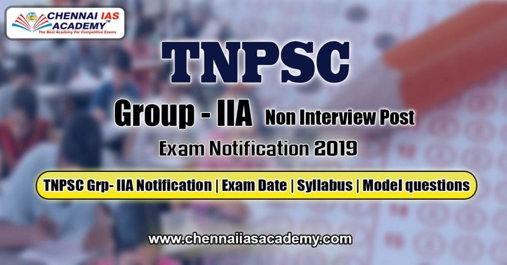 tnpsc-group-2a-notification-2019
