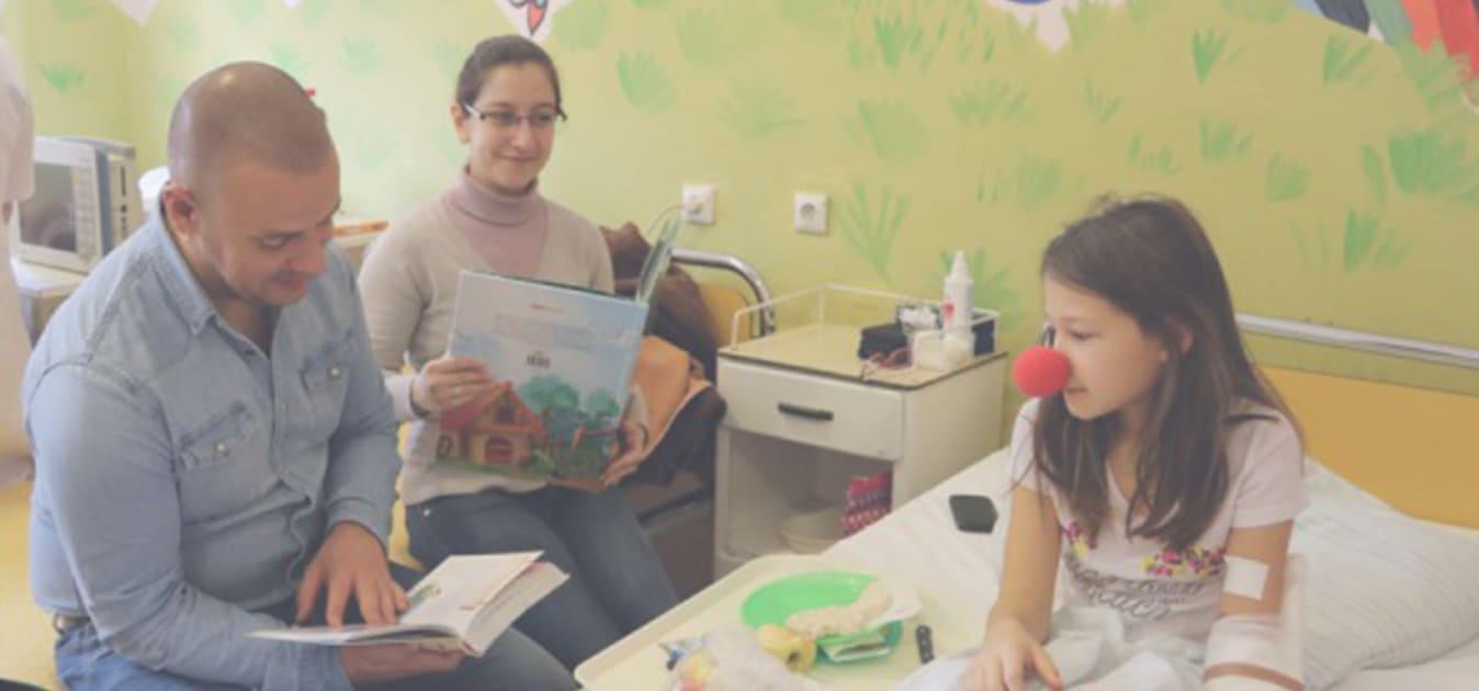 Meseterápia beteg gyerekeknek 👸🏼🤴🏼