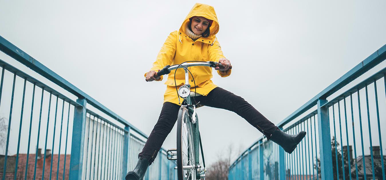 Mire figyelj, ha ősszel indulsz bringázni? 🍂🚲