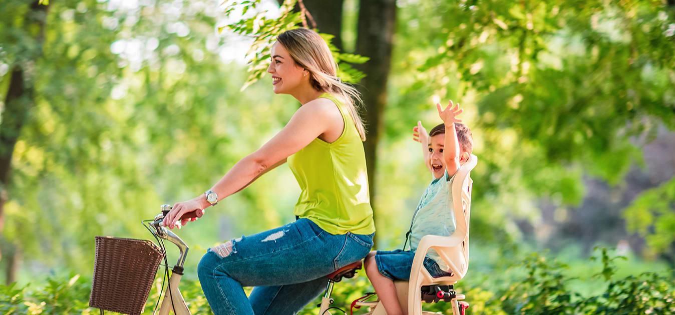 Mire figyelj, ha gyerekkel biciklizel? 🧒🚲
